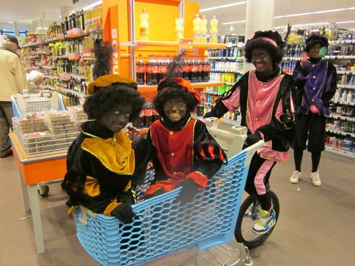 Pieten supermarkt